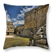 A Different Angle Throw Pillow