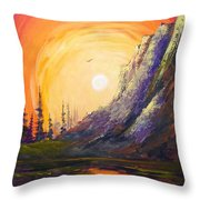 A Different Look Throw Pillow