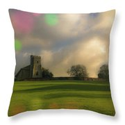 A Different Perspective Throw Pillow