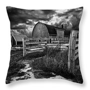 A Distant Thought Throw Pillow
