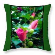 A Dream Of What Is Throw Pillow