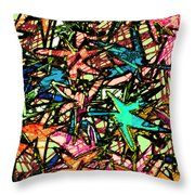 A Dream Shattered Throw Pillow