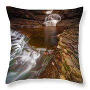 A Dying Breed Throw Pillow