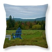 A Favorite Spot Throw Pillow