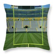 A Field Of Honor Throw Pillow
