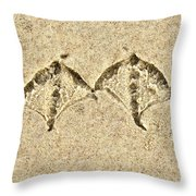 A Fleeting Existence Throw Pillow by Christopher Holmes
