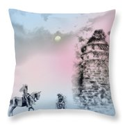 A Game Of Thrones Throw Pillow