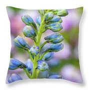 A Gentle Spring Throw Pillow