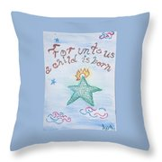 A Gift From Heaven Throw Pillow