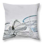 A Glass Menagerie Throw Pillow