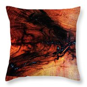 A Glimpse Of Stars Throw Pillow