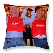 A Goal Throw Pillow