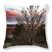 A Good Time To Rise Throw Pillow