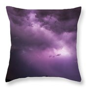 A Great Way To End This Chase Day 012 Throw Pillow