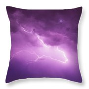 A Great Way To End This Chase Day 017 Throw Pillow