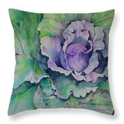 A Head Of The Rest Throw Pillow