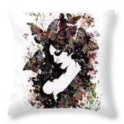 A Hell To Pay Throw Pillow