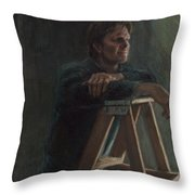 A. Hervold Throw Pillow