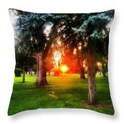 A Hope For Another Day Throw Pillow