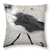 A Late Summer Walk Throw Pillow