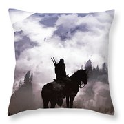 A Lifetime Of Adventure Throw Pillow