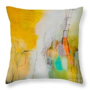 A Light Version Throw Pillow