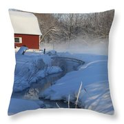 A Little Slice  Throw Pillow