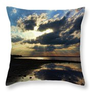 A Little Slice Of Heaven Throw Pillow