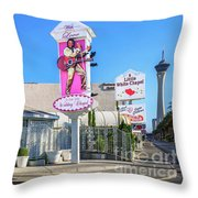 A Little White Chapel From The North 2 To 1 Ratio Throw Pillow