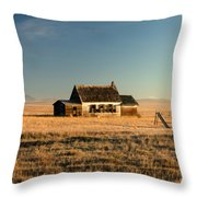 A Long, Long Time Ago Throw Pillow