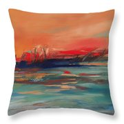 A Love Like This Can't Last Forever Throw Pillow