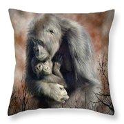 A Love So Grand Throw Pillow