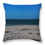 A Lovely Point Of View Throw Pillow