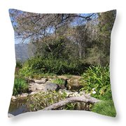 A Lovely Spot Throw Pillow