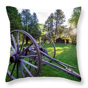A Mabry Morning Throw Pillow