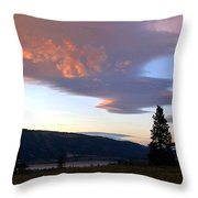 A Magnificent Moment 1 Throw Pillow