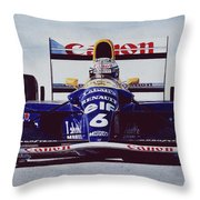 6 Throw Pillow