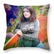 A Midsummer Day's Dream Throw Pillow