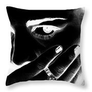 A Million Tiny Truths - Veronica Inverted Throw Pillow