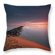 A Moment Of Shine Throw Pillow