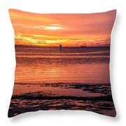 A Moment To Enjoy Throw Pillow