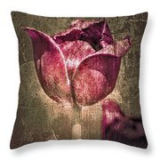 A Mother's Day Card Throw Pillow