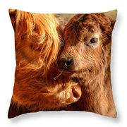 A Mother's Love 0088 Throw Pillow