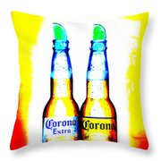 A Must For Manhattan Throw Pillow
