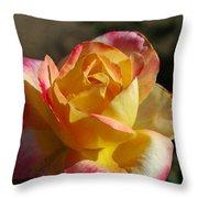 A Natural Beauty Throw Pillow