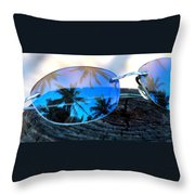 A Nice Dream Throw Pillow