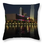 A Night At The Museum Throw Pillow