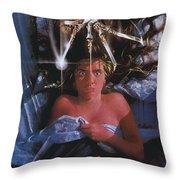 A Nightmare On Elm Street Throw Pillow