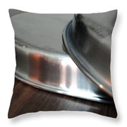 A Pair Of Steel Plates Throw Pillow