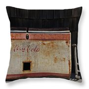 A Past Time Of Enjoyment Throw Pillow